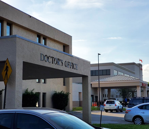 Exterior Image of our primary care physicians In Fort Pierce, FL